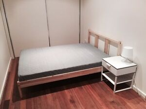 Double room in a quiet lane North Melbourne Melbourne City Preview
