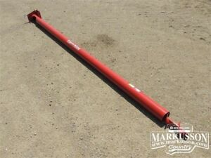 "Farm King 4"" x 11' Utility Pencil Auger"