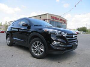 2017 Hyundai Tucson PREMIUM AWD, HTD. SEATS, BT, CAMERA, 32K!
