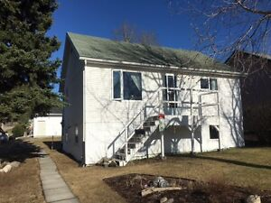 3 Bedroom Bungalow with 28' x 32' Garage & 2nd Bath Roughed-In