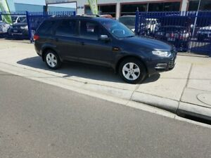2011 Ford Territory SZ TS (RWD) Grey 6 Speed Automatic Wagon Dandenong Greater Dandenong Preview