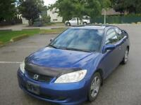 2004 Honda Civic SI Leather, roof!