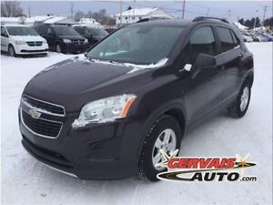 Chevrolet Trax LT AWD A/C MAGS 2014