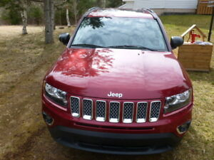 2014 Jeep Compass... just as good as it looks.