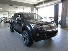 2015 Isuzu D-MAX LS-U Cosmic Black Automatic Dual Cab Thornleigh Hornsby Area Preview