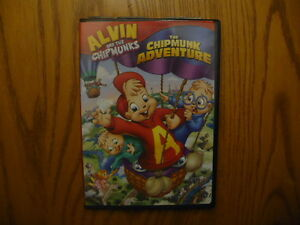 Alvin and the Chipmunks: The Chipmunk Adventures DVD