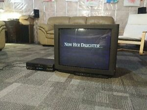 "Panasonic 27"" Tube TV & VCR Package"