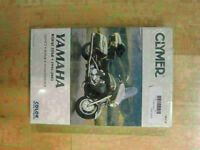 Clymer 96-03 Yamaha Royal Star Service/Repair/Maintenance Manual