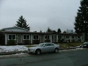 SENIORS COMPLEX - 2bdrm in 4-Plex near amenities (Campbell Riv