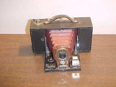 Vintage Brownie No.2 Folding Camera Model A