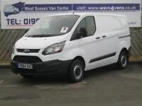 Ford Transit Custom 2.2TDCi[100PS] 270 SWB L1 H1 DIESEL MANUAL 2014/14