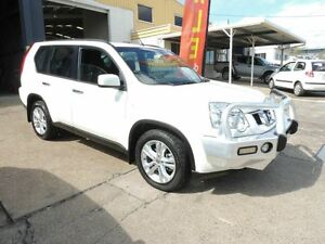 2013 Nissan X-Trail T31 Series V ST White 1 Speed Constant Variable Wagon Yeerongpilly Brisbane South West Preview