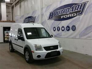 2012 Ford Transit Connect W/ Shelving Racks