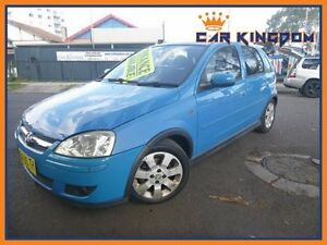 2004 Holden Barina XC MY04 CD 4 Speed Automatic Hatchback Homebush Strathfield Area Preview