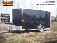 H&H hhcSAL AL SERIES ALUMINUM ENCLOSED CARGO