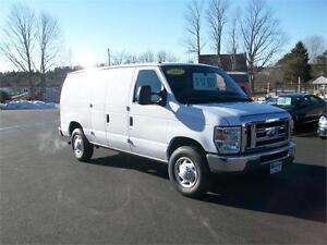 2011 Ford E250 Econolone Cargo Van