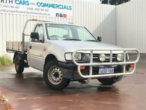 2000 Holden Rodeo TFR9 DX Silver 5 Speed Manual Cab Chassis East Victoria Park Victoria Park Area Preview