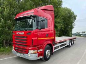 Scania R440 6x2 10 Tyre Flatbed