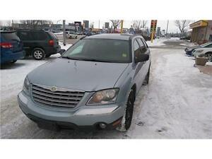 2006 Chrysler Pacifica Touring, AWD!!!Power Hatch,Parking Assist