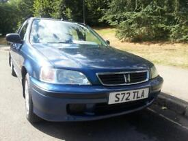 Honda Civic 1.4i AUTOMATIC with a BRAND NEW 12 MONTHS MOT