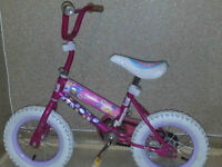 Bicycle/Vélo for kids.In good condition