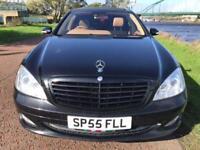 2005 S MERCEDES-BENZ S CLASS 3.5 S350 L 4D 272 BHP
