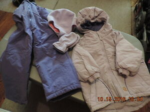 Size 2T Snow Suits & Winter Jacket London Ontario image 2
