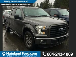 2015 Ford F-150 XLT NO ACCIDENTS, LOCAL, LOW KMS