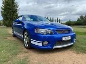 2005 Ford Performance Vehicles GT-P BA Mk II (No Badge) Blue Manual Taminda Tamworth City Preview