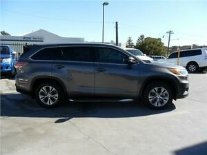 2013 Toyota Kluger GSU50R GXL 2WD Predawn Grey 6 Speed Sports Automatic Wagon Telarah Maitland Area Preview