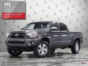2013 Toyota Tacoma Double Cab TRD sport + leather package