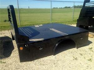 """8'6"""" x 84"""" Truck Bed, Single Wheel Box Removal (ST)"""