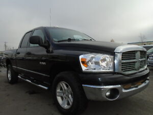 2008 Dodge Power Ram 1500-AMAZING SHAPE IN AND OUT----6 SPEED