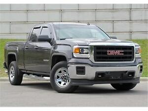 2014 GMC Sierra 1500 4WD|V6|Assist Steps|Tonneau Cover|Bedliner