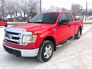 2013 Ford F-150 XLT XLT Supercab 4x4 301a ONE OWNER