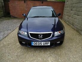 Honda Accord 2.0 i VTEC Sport 4dr LOW MILEAGE only 62,815 Miles !