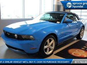 2012 Ford Mustang GT 5.0L V8 LEATHER LOADED RAG TOP