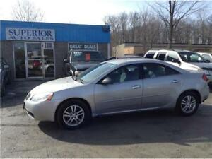 2005 Pontiac G6 Fully Certified!