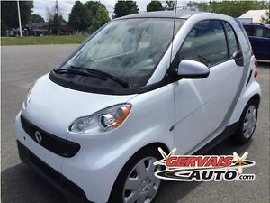 smart fortwo Cuir Toit Panoramique A/C 2013