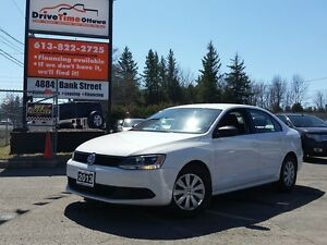 2013 Volkswagen Jetta AUTOMATIC, AIR, LOADED