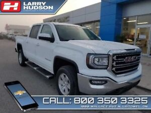 2018 GMC Sierra 1500 SLE  -  Bluetooth