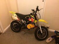 (off road) 50cc pit bike / mini moto / crosser / scrambler / 50cc (off road)