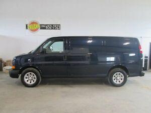2014 Chevrolet Express 1500 1WT All-wheel Drive Cargo Van
