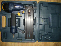 Mastercraft Air nailer for sale