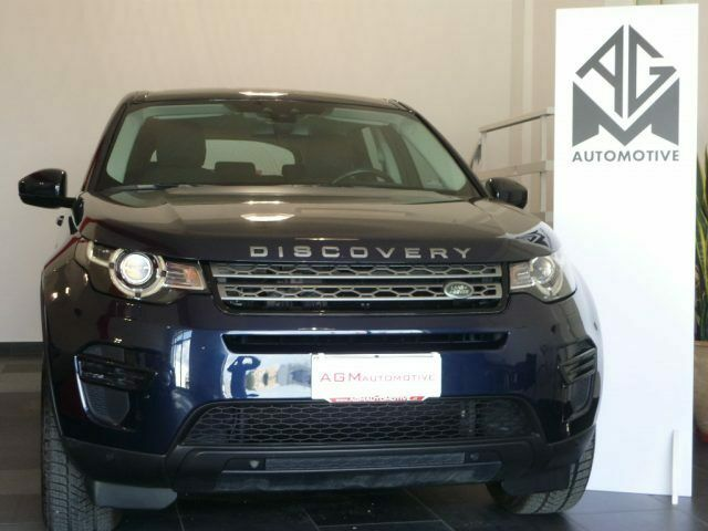 LAND ROVER Discovery Sport 2.0 TD4 150 CV Auto Premium Business Edition