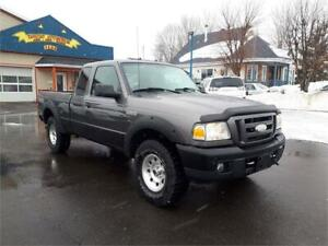 FORD RANGER 2007 4X4 FX4 OFF ROAD * AUTOMATIQUE * 418-932-6595
