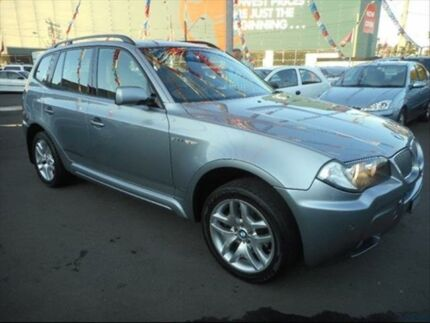 2008 BMW X3 E83 Grey 6 Speed West Footscray Maribyrnong Area Preview