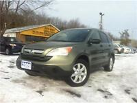 2009 Honda CR-V EX super clean accident free!
