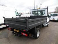 Ford Transit T350 L2 SINGLE CAB Tipper 2.2 125Ps EURO 5 DIESEL MANUAL (2016)