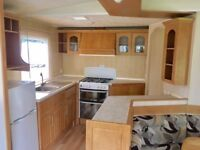 *** WOW! STOCK CLEARANCE SALE NOW ON! *** GREAT VALUE STATIC CARAVAN FOR SALE COOPERS BEACH, MERSEA